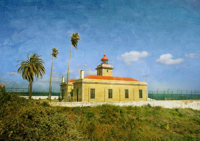 The Ponta da Piedade Lighthouse