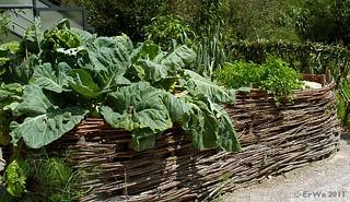Die Garten Tulln Hochbeet im Plobergergarten 2011-08   by Klasse im Garten