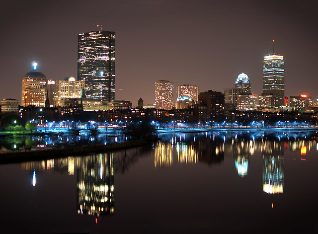 Boston in the Mirror (real) Part 1