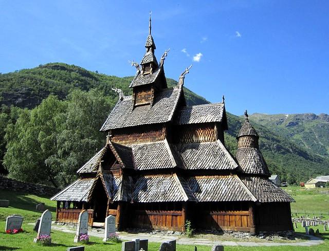 Borgund stavkirke I