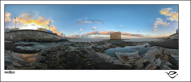 :: Castillo de San Cristobal II 360º ::