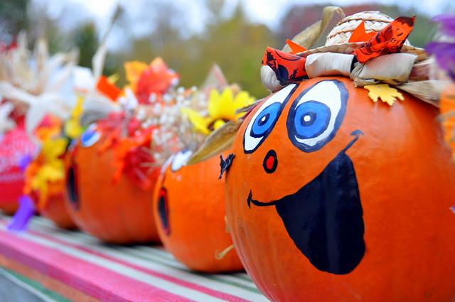 Happy Pumpkin!