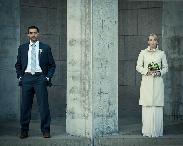 Younes & Amanda - National Gallery