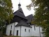 Vyšehorky, kostel, foto: Petr Nejedlý