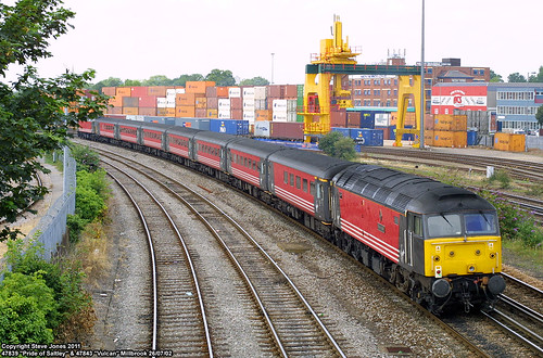 47839 & 47843 at Millbrook | by Tutenkhamun Sleeping