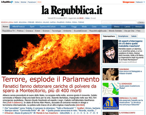 Remember, Remember. | by La Privata Repubblica