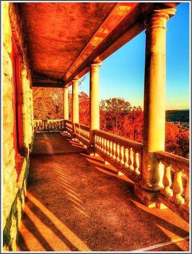 autumn sunset sun fall pagoda readingpa thepagoda