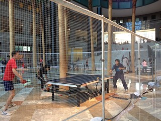 Public Pong space   by ASMD2011