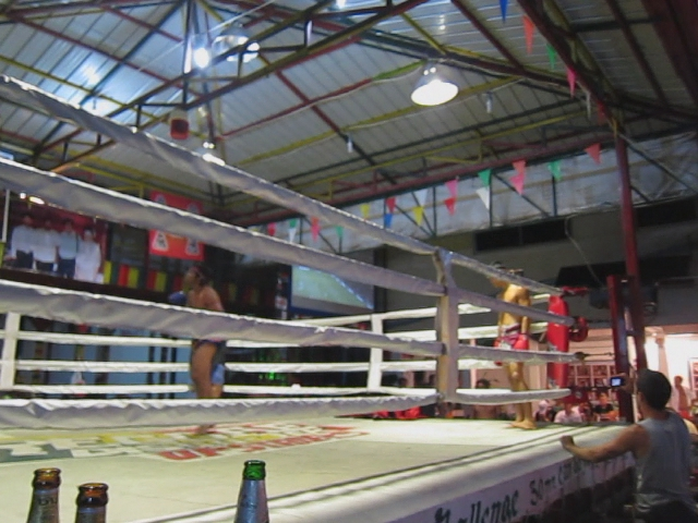 Muay Thai Boxing Warmup