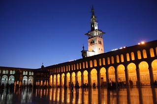Damascus, Umayyad Mosque | by Arian Zwegers