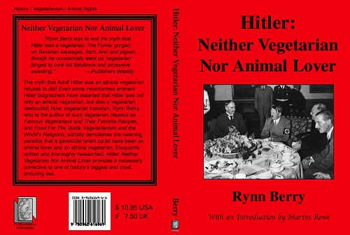 HITLER ATE MEAT - PROOF - ADOLF HITLER WAS NOT A VEGETARIAN - NOT VEGAN - Hitler and the Nazis were Omnivores