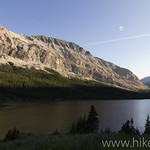 Slide Lake with Yellow Mountain