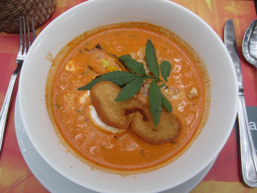 receta peruana del chupe de pescado peruano