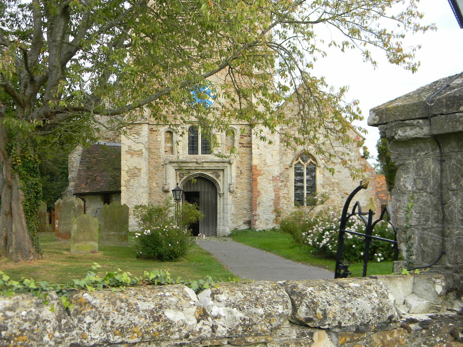 Appledore Church Ham Street to Appledore