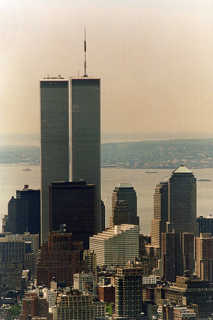 World Trade Centre Twin Towers