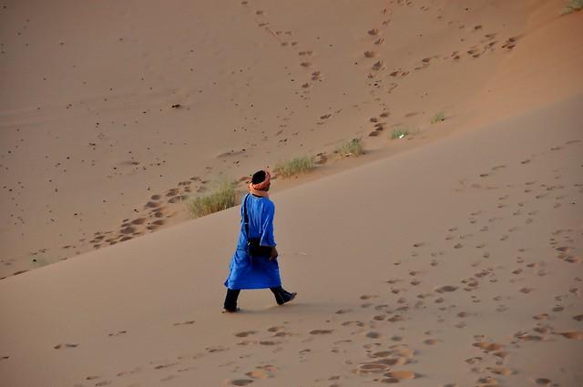 Footmarks - Orme nel deserto - Explore 25 Ott 11