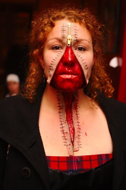 Day 12: Winner, 2011 Shameless Grounds Halloween Costume Contest