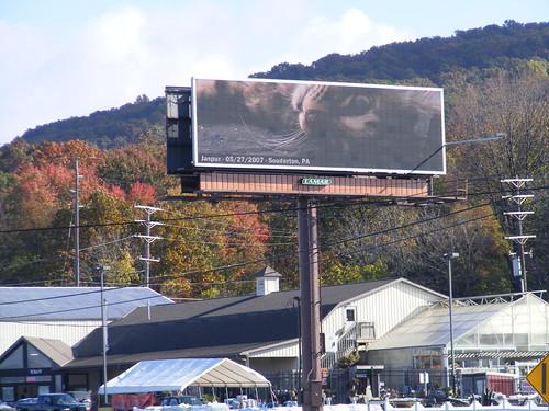 Reading Billboard Art Project Joy Hunsberger (5) | by Billboard Art Project