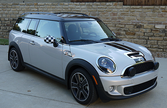 My New 2012 Mini Clubman Sport White Silver Edition Flickr