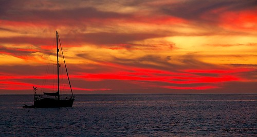 sunset tenerife redsky canaryislands santelmo nationalgeographic atlanticsunset stephenpiggottphotography
