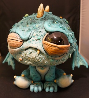 Chris Ryniak Baby Blewgle custom | by vinyltoyz