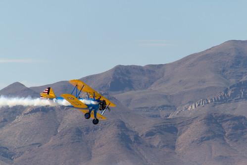 Mountainous flyby