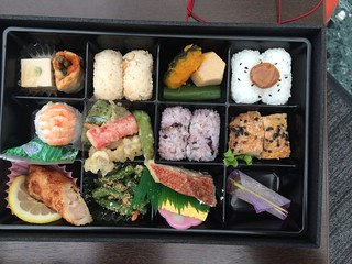 conference day 2: bento | by rjbs