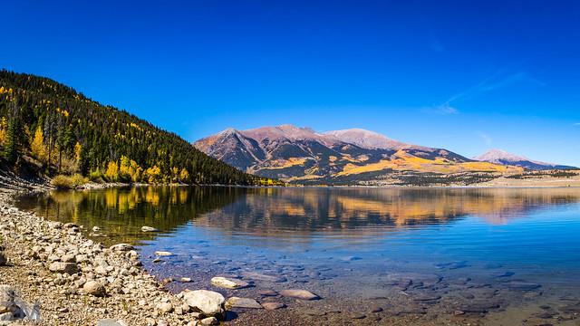 Twin Lakes - Colorado