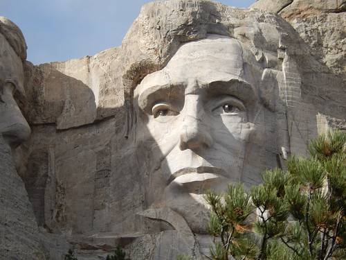 Mount Rushmore - Lincoln