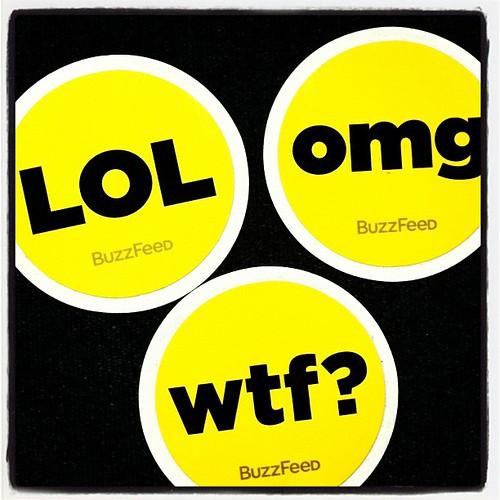#buzzfeed #omg #wtf #lol - one of our portfolio companies :) | by glemak