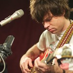 Tue, 23/08/2011 - 10:44am - Ryan Adams performance and interview with Claudia Marshall, live in Studio-A on August 8, 2011. Engineered by Colin FitzGerald. Photo credit Joe Grimaldi.