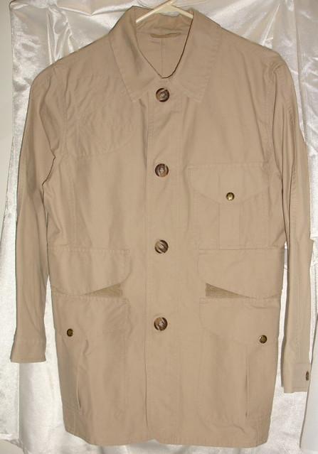 Filson Safari jacket for women