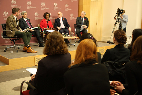 Question Time: Climate Change | by Foreign and Commonwealth Office