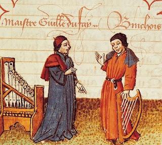 Binchois y Dufay