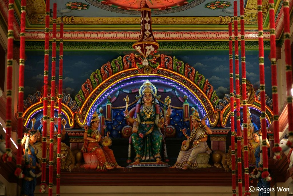 Visit the largest Hindu Temple in Europe for Diwali ...   Inside A Hindu Temple