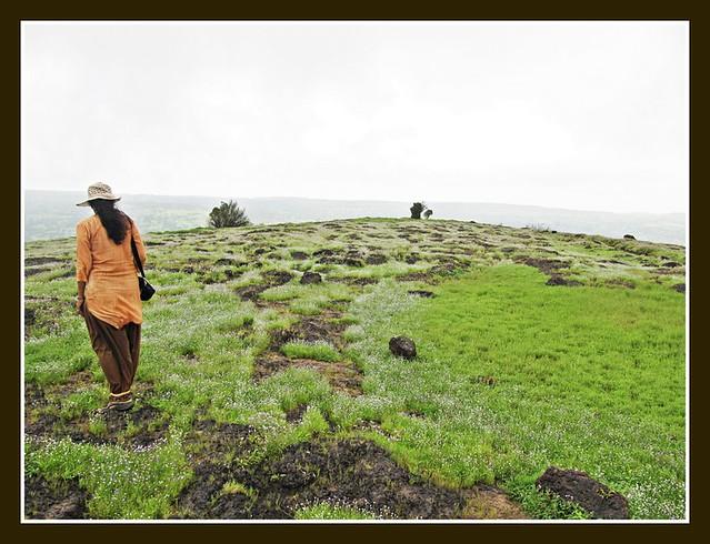 Chalkewadi plateau