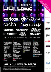 2011. szeptember 8. 18:10 - Telekom BÓNUSZ Electronic Music Festival 2011