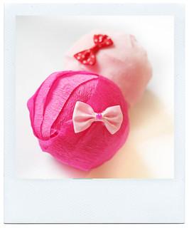 surprise balls | by amberrenée.com