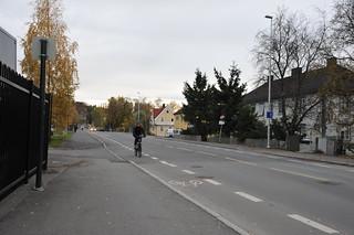 Sykkelfelt Klæbuvegen_5551 | by Miljøpakken