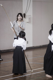 Naginata Competition | by heart_of_au