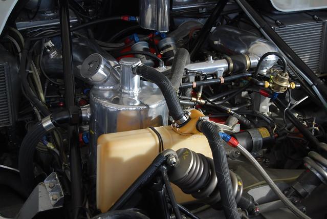 Porsche 956 engine