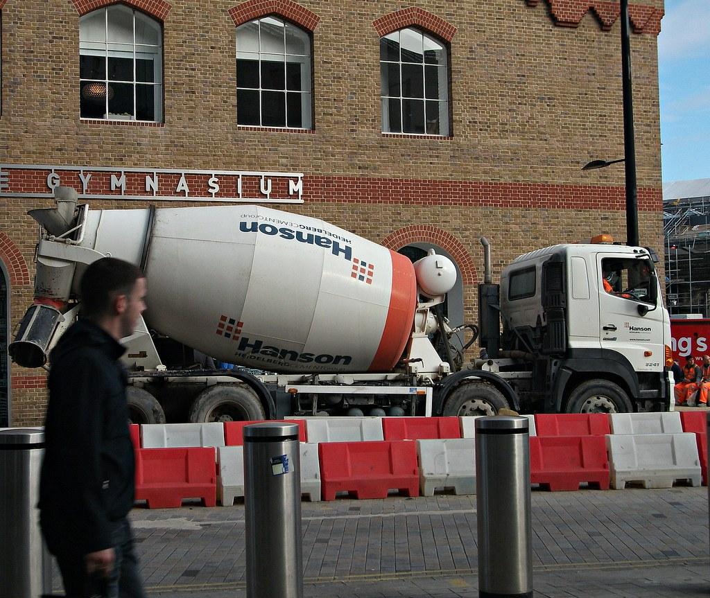 Hanson Cement Mixer   Hanson Cement is a cement production c