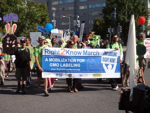 Right 2Know March (GMO Labeling) | by Daquella manera