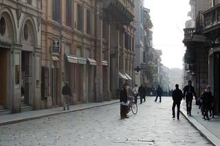 Pavia, Corso Strada Nuova