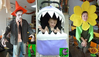 The Nalley's  family costumes | by Ava Stewart