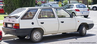 1992 Škoda Forman