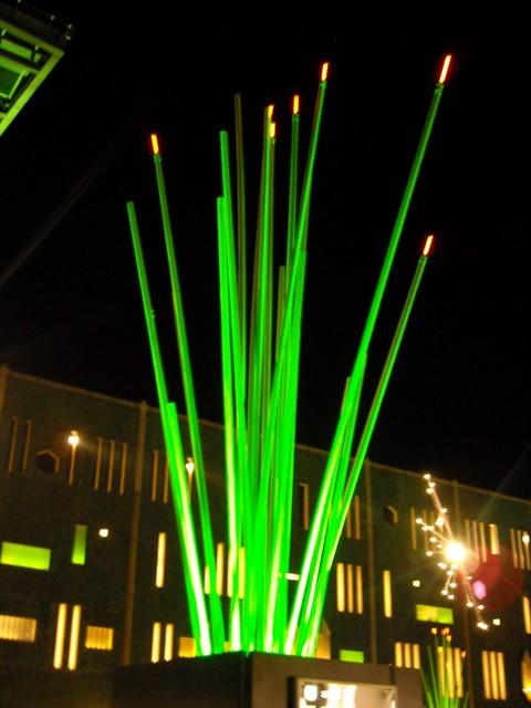 18 Septemberplein, Glow 2010 Eindhoven