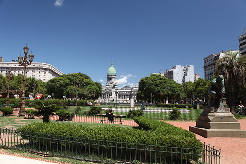 Plaza Mariano Moreno, Buenos Aires | by Liam Quinn