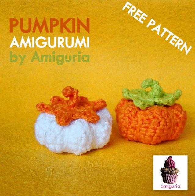 How to make adorable crochet pumpkins that look knit - mallooknits.com | 640x639