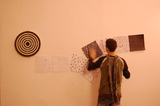 sequenza a parete